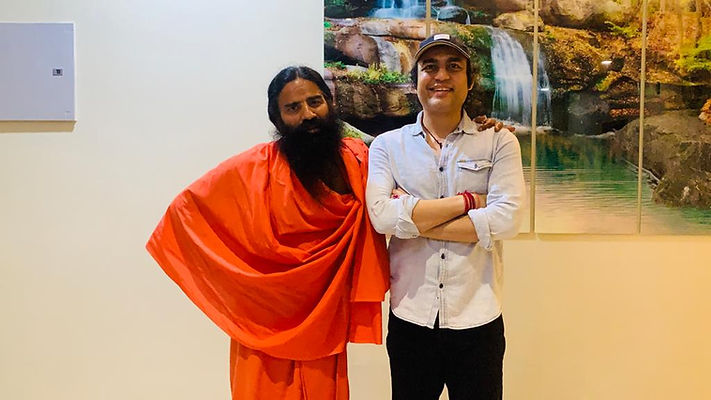 International brand Ambassador of Sanskr