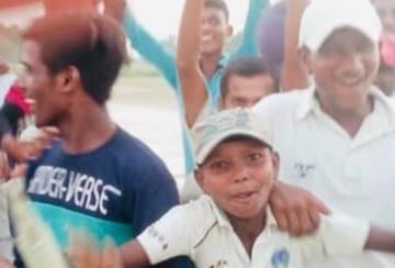 आज़ाद स्पोर्ट्स क्लब की रोमांचक जीत