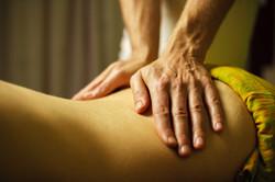Celostní masáž