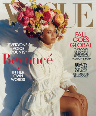 Why The Beyonce Vogue US Cover Is So Important