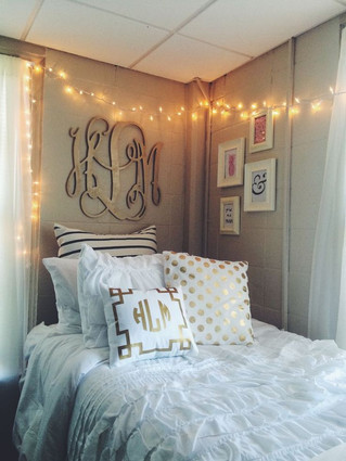 Decorating Your Dorm Room For Under $100