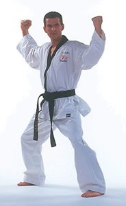 Black Belt Dobok