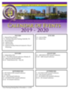 Planning Meeting Calendar 2019-2020 p.3.