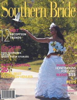 Magazine Design - Kamesha Cogmon