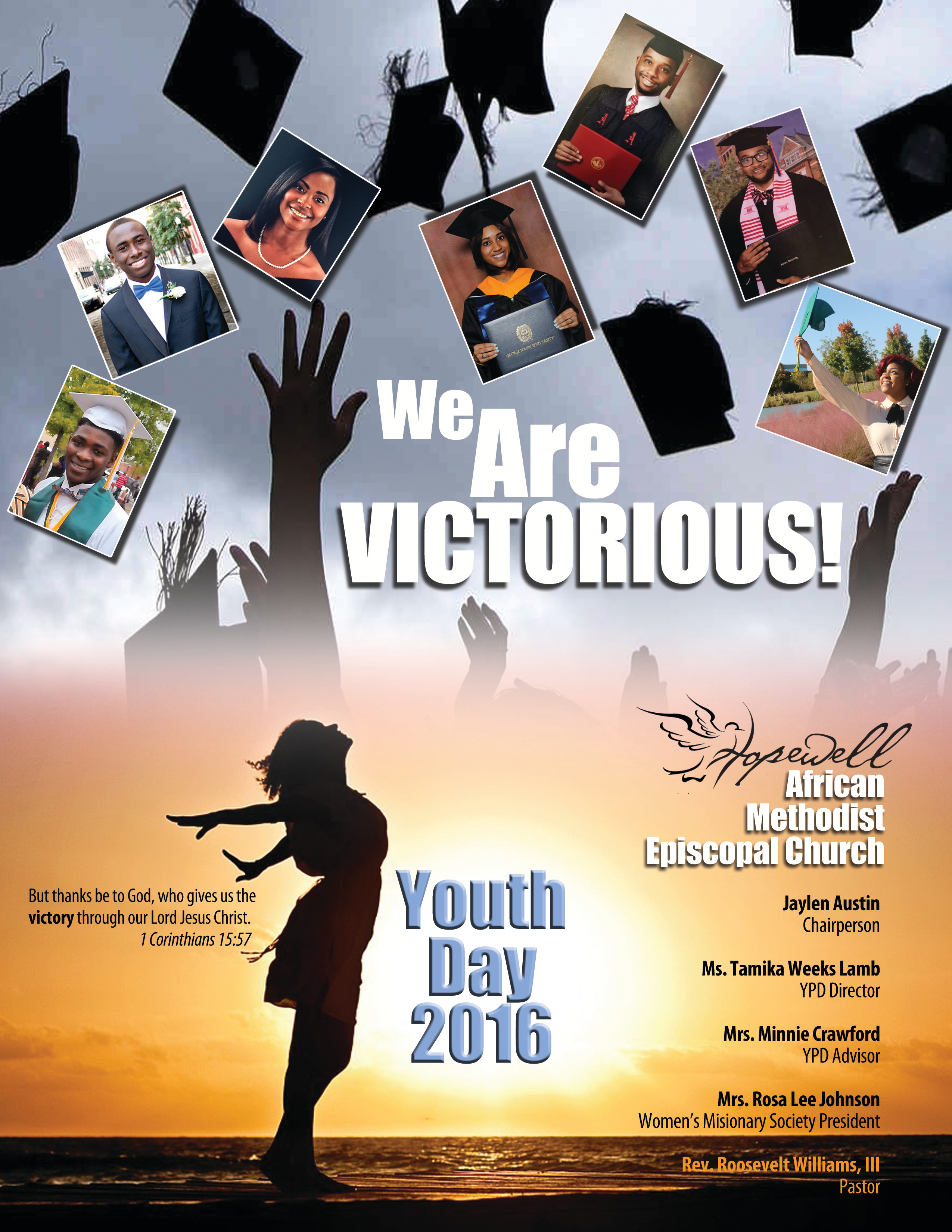 Youth Day Cover
