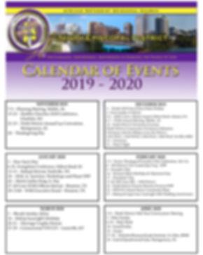 Planning Meeting Calendar 2019-2020 p.2.