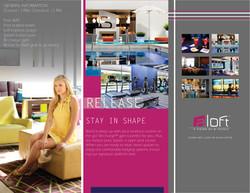 Brochure Design - Kamesha Cogmon