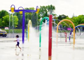 Buffalo Grove, Illinois: Spray 'N Play | Splash Pad Or Spray Pool Business Ideas | Summer