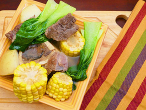 Filipino Recipe: Famous Batangas Bulalo