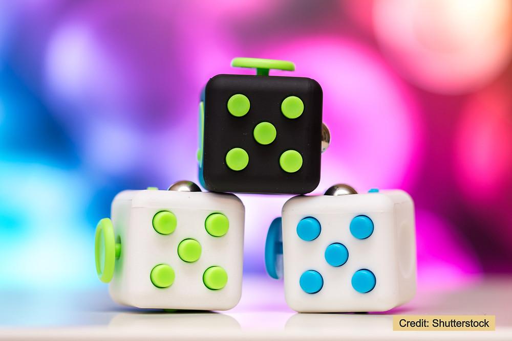 Toy Business Ideas Stress Relief Toys Fidget Cubes