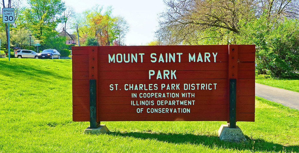 Mount Saint Mary Park in St. Charles, Illinois