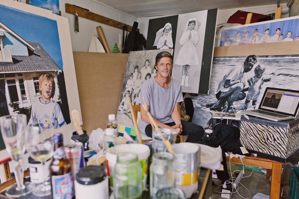 JB IN STUDIO