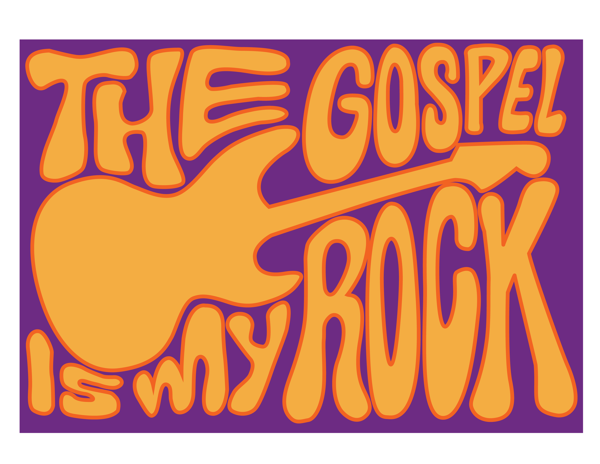 The Gospel Is My Rock