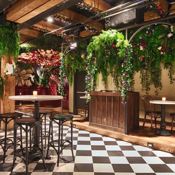 • Hubbard Inn Redesign