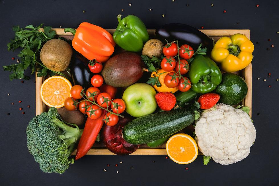 Healthy eating concept. Harvest Festival