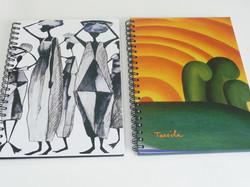 Caderno Universitário Teca
