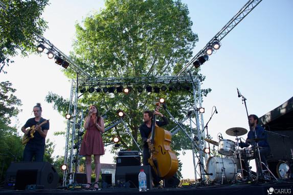 Festival Jazz à Parthenay