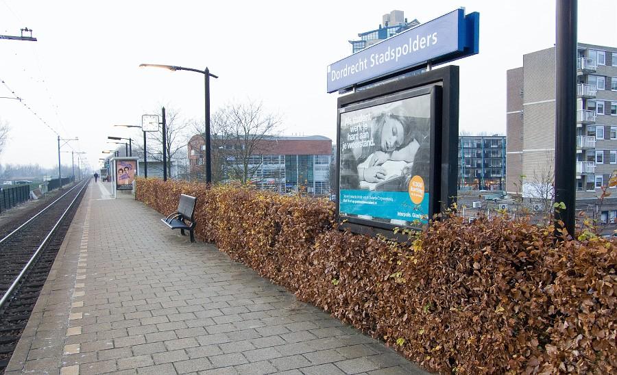 Station Dordrecht Stadspolders