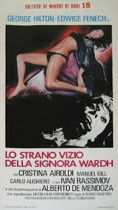 Movie of the Week: The Strange Vice of Mrs. Wardh by Sergio Martino (1970)