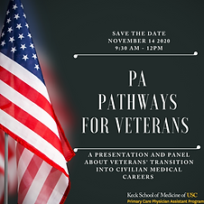 PhYsician Assistant Pathways For Veteran