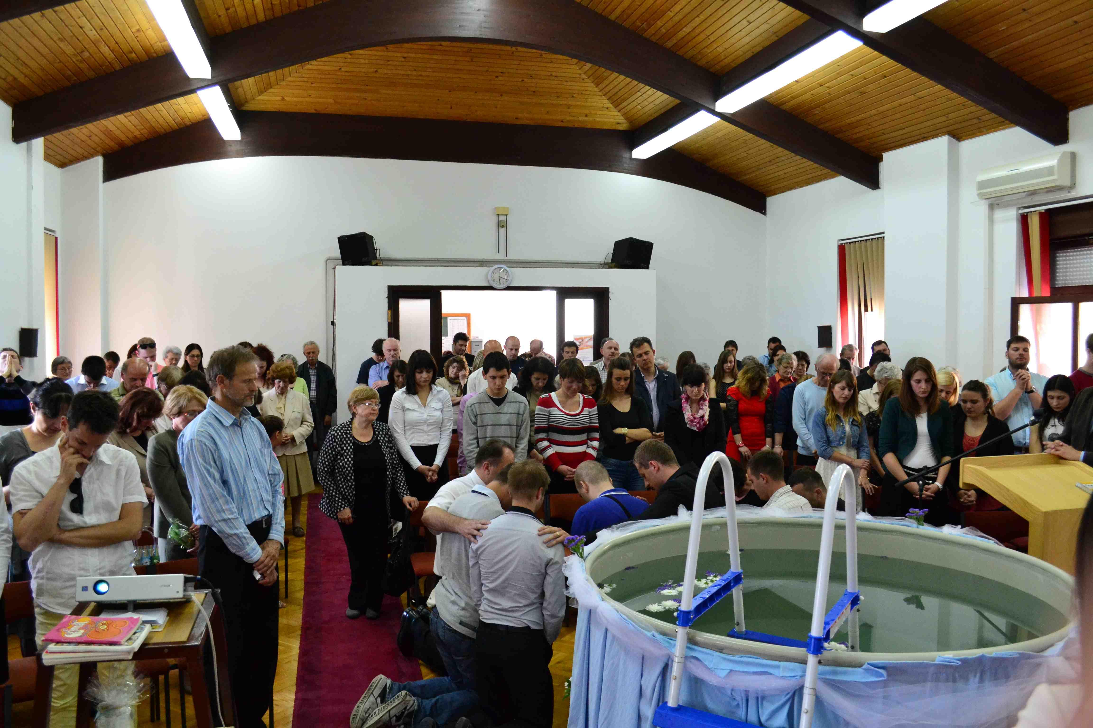 Krštenje 2014.