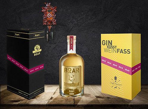 BOAR Royal Gin 0,5l 43% Vol – Im Barrique gereift