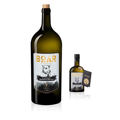 BOAR Gin® METHUSALEM 6l 43% Vol