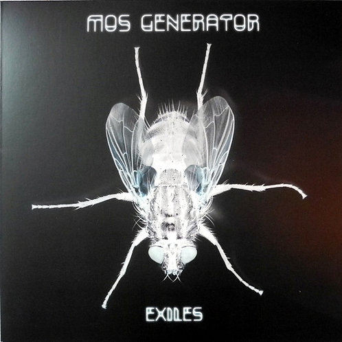 "Mos Generator – Exiles (Transparent/Clear Vinyl) (12"" EP)"