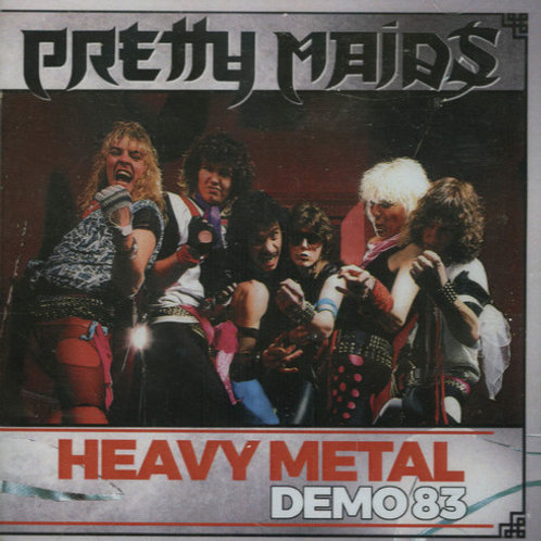 Pretty Maids - Heavy Metal: Demo 1983 (CD) (Euro Import)