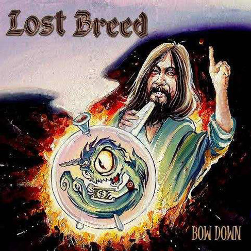 Lost Breed - Bow Down (CD in jewel case)