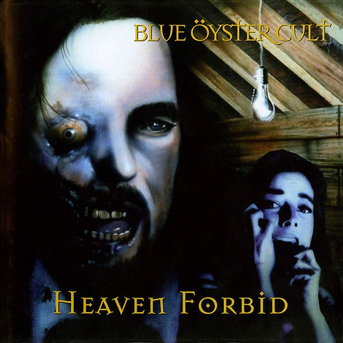 Blue Oyster Cult - Heaven Forbid (2020 Vinyl  -Cover damaged)