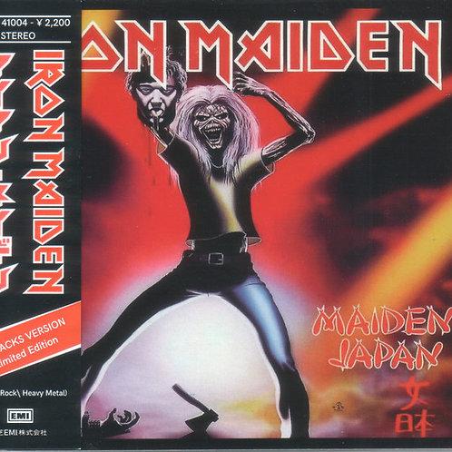 Iron Maiden - Maiden Japan (CD) (Euro Import)