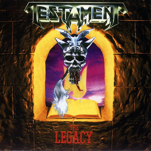 Testament - The Legacy (Reissue) (CD)