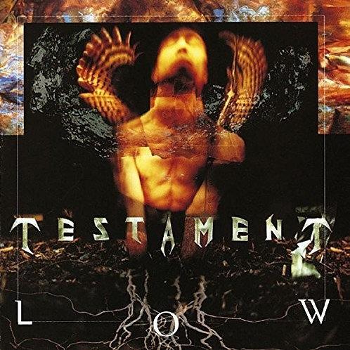 Testament - Low (Reissue) (CD)