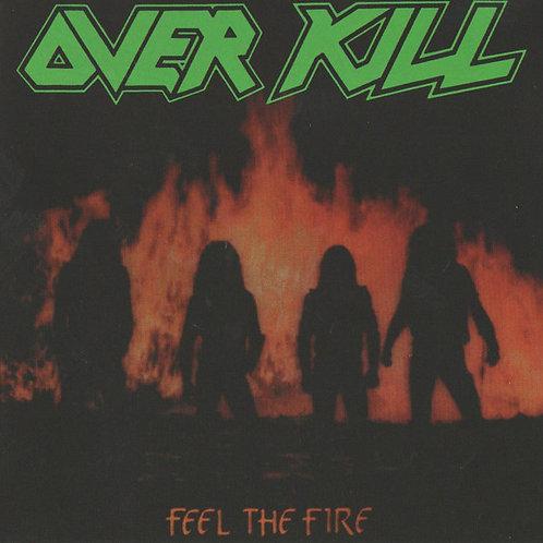 Overkill - Feel The Fire (CD) (Reissue)