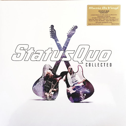Status Quo - Collected (2 LP - White VInyl)