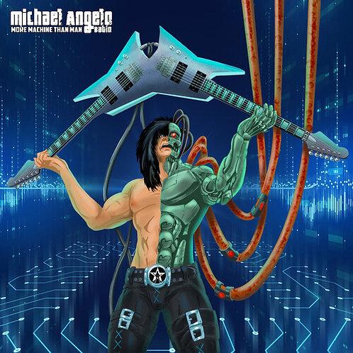 Michael Angelo Batio - More Machine Than Man (Ltd. White Vinyl)