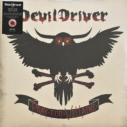 DevilDriver – Pray For Villains (2 LP) (Vinyl)