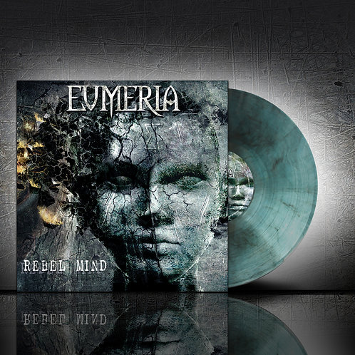 Eumeria - Rebel Mind (Black / Blue marbled vinyl)