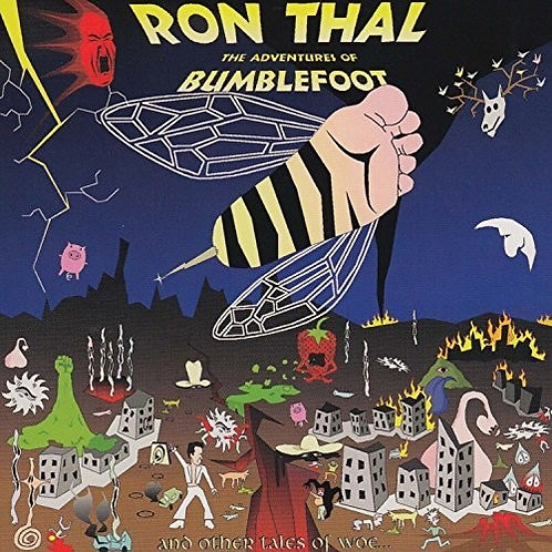 Ron Thal - The Adventures Of Bumblefoot (Reissue) (2 LP) (Vinyl)
