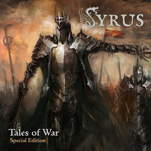 Syrus - Tales Of War (Special Edition) (Vinyl)