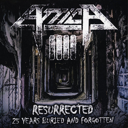Attica - Ressurected: 25 Years Buried And Forgotten (EP) (CD)