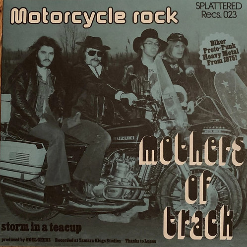 "Mothers Of Track ‎– Motorcycle Rock (7"" Vinyl)"