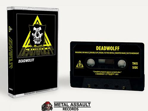 Deadwolff - Deadwolff (EP) (Limited Edition Cassette Single!)