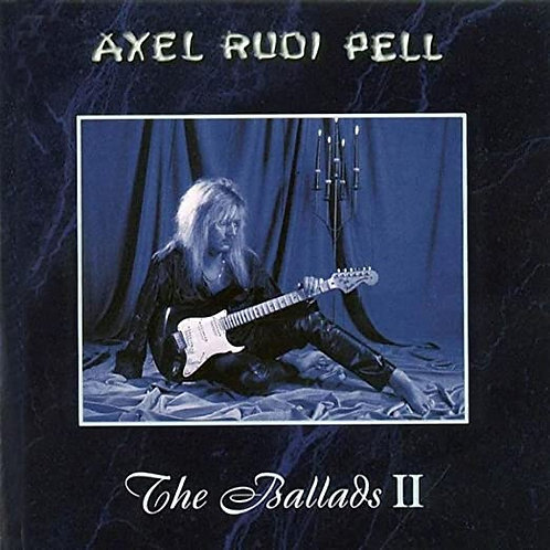Axel Rudi Pell ‎– The Ballads II (2 LP) (vinyl)