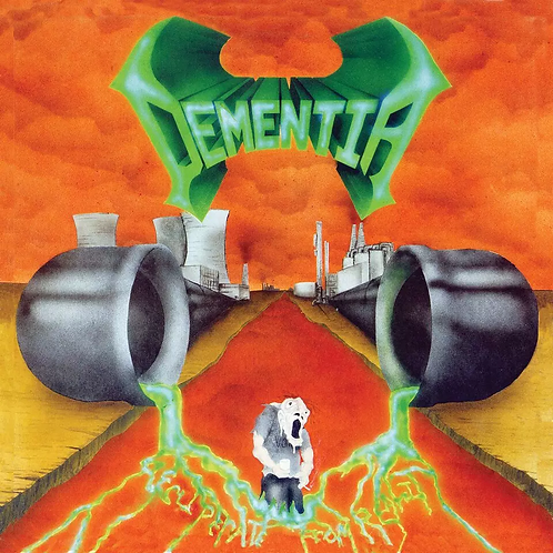 Dementia - Recuperate From Reality (CD)