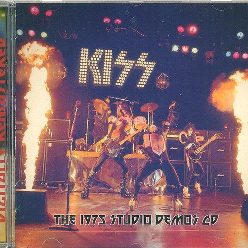 Kiss - The 1975 Studio Demos (CD) (Euro Import)