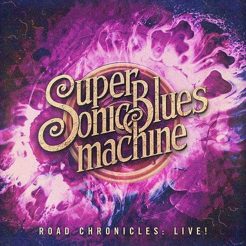 Supersonic Blues Machine – Road Chronicles: Live!  (Vinyl) (2 LP)
