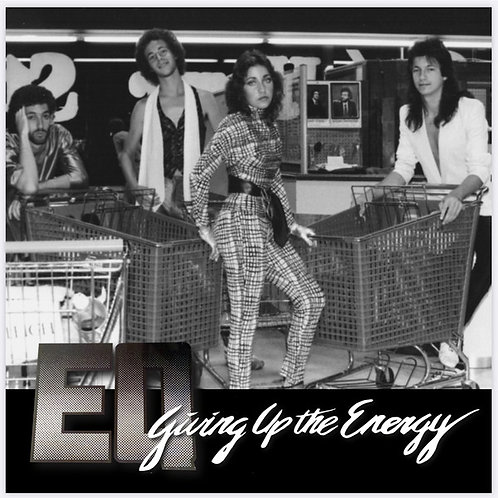 EQ - Giving Up The Energy (Expanded Edition) (CD) (Euro Import)