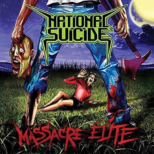 National Suicide – Massacre Elite (Vinyl)